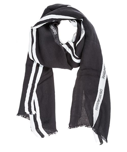 Sciarpa Emporio Armani 6250619P38100020 black