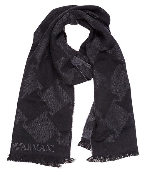 Sciarpa uomo in lana secondary image