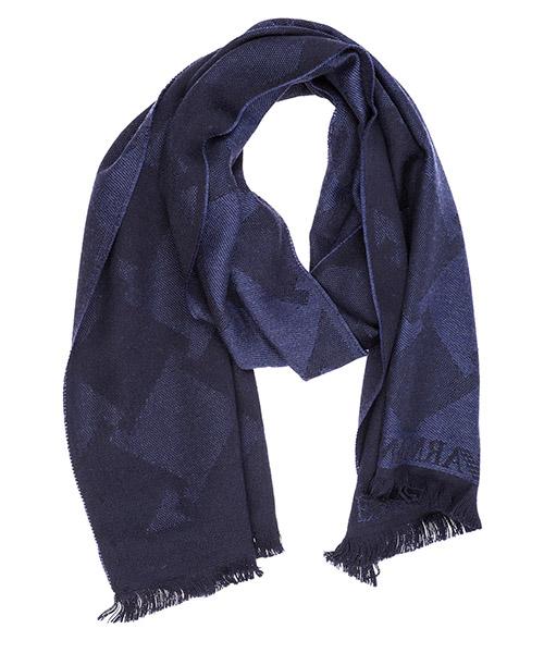 Sciarpa lana Emporio Armani 6250628A39043335 blue