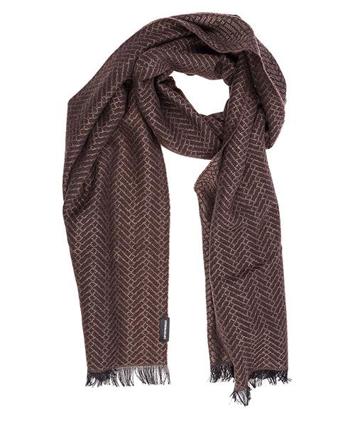 Sciarpa lana Emporio Armani 6250658A39403452 brown