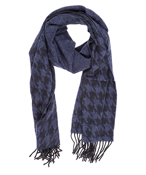 Sciarpa cashmere Emporio Armani 6250678A39615434 blue