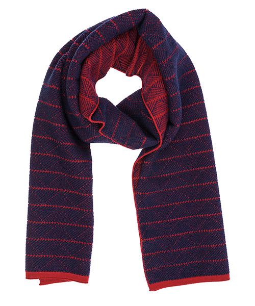 Sciarpa lana Emporio Armani 6250718A40011136 blue / red
