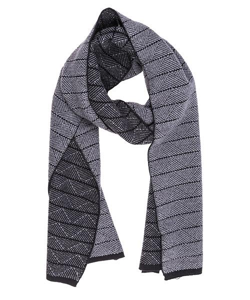 Sciarpa lana Emporio Armani 6250718A40016941 vapor grey