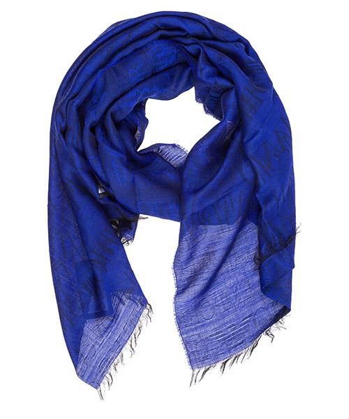 Stola Emporio Armani 6252538A35324133 surf blue
