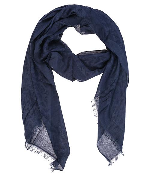 Stola Emporio Armani 6252719P35257235 peacot blue