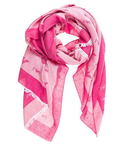 Stola Emporio Armani 6252779P36100072 fuxia pink