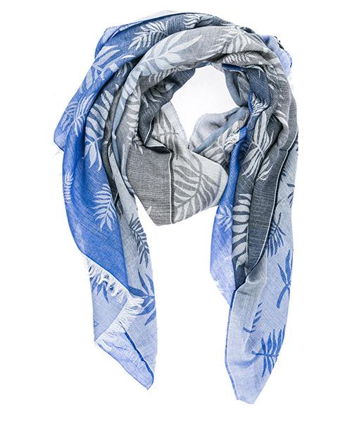 Stola Emporio Armani 6252819P37957235 peacot blue