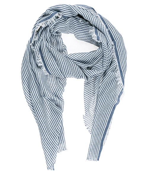 Stola Emporio Armani 6252899P38800035 blue