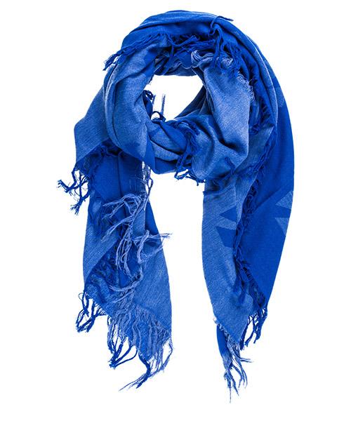 Bufanda Emporio Armani 6253549P35716034 sapphirf blue