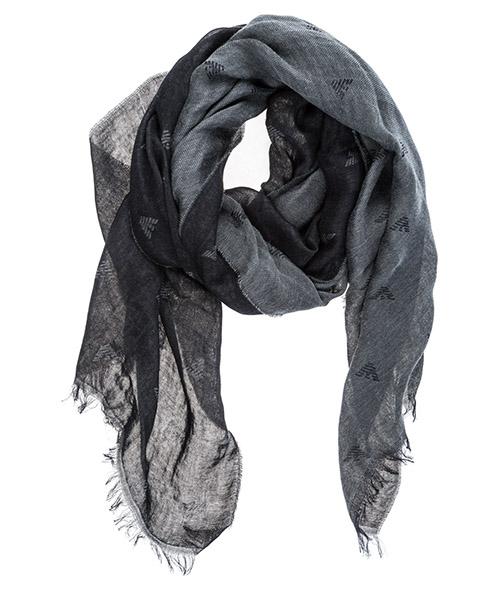 Sciarpa Emporio Armani 625991CC78700020 black