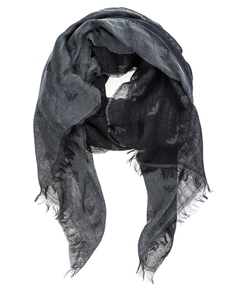 Men's cotton scarf secondary image