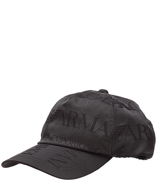 Baseball cap Emporio Armani 6275030p55100020 nero