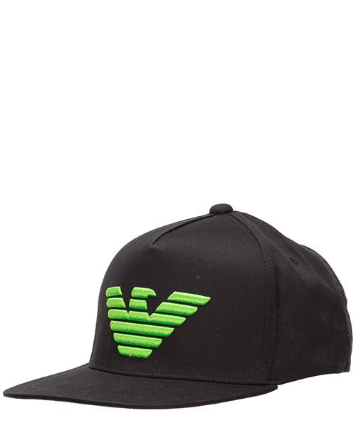 Baseball cap Emporio Armani 6275070p55400020 nero
