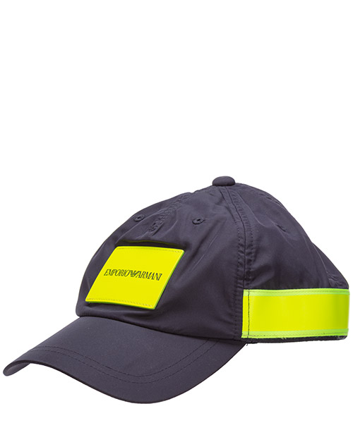 Baseball cap Emporio Armani 6275080p55500035 blu navy
