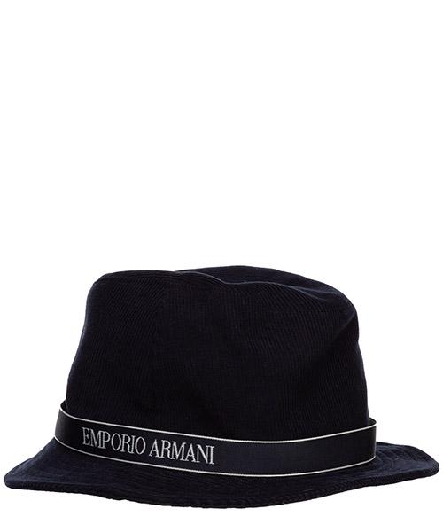 Hut Emporio Armani 6275190a53100035 blue