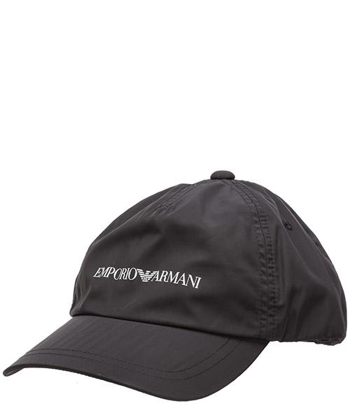 Baseball cap Emporio Armani 6275190p55900020 nero