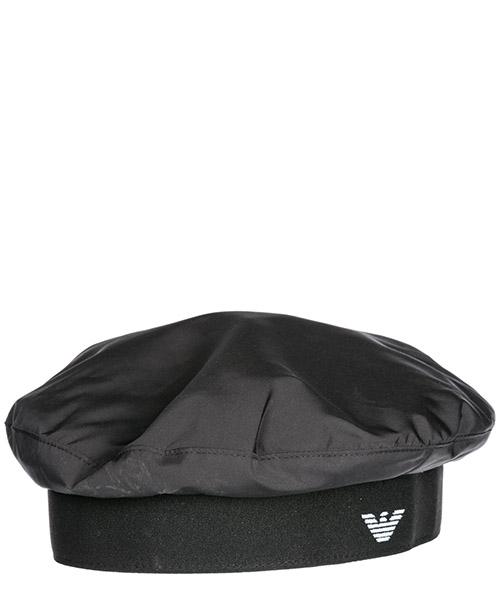 Hat Emporio Armani 6275199P55100020 black