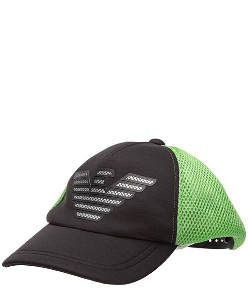 Baseball cap Emporio Armani 6275200p56003682 verde fluo