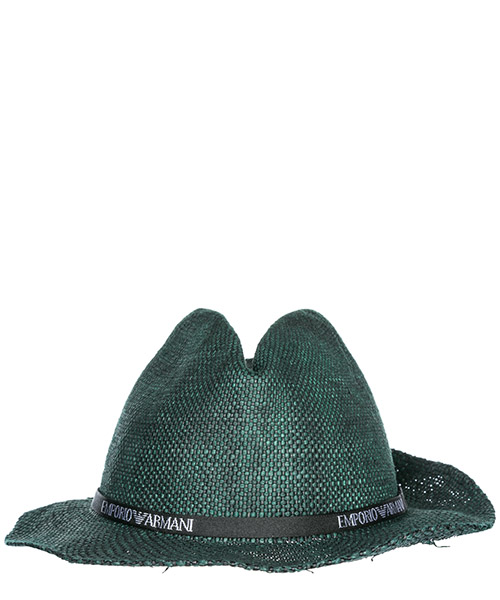 Men's straw hat fedora trilby panama secondary image