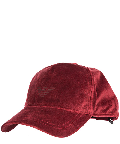 Casquette Emporio Armani 6275379A55930274 vineyard red