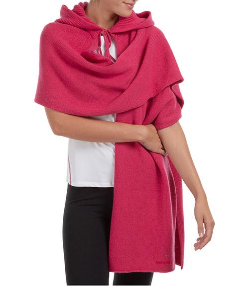 Шарф Emporio Armani 6350500A33919673 pop pink