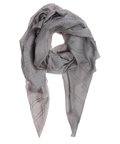 Stole Emporio Armani 6352050A30824444 vinyl grey