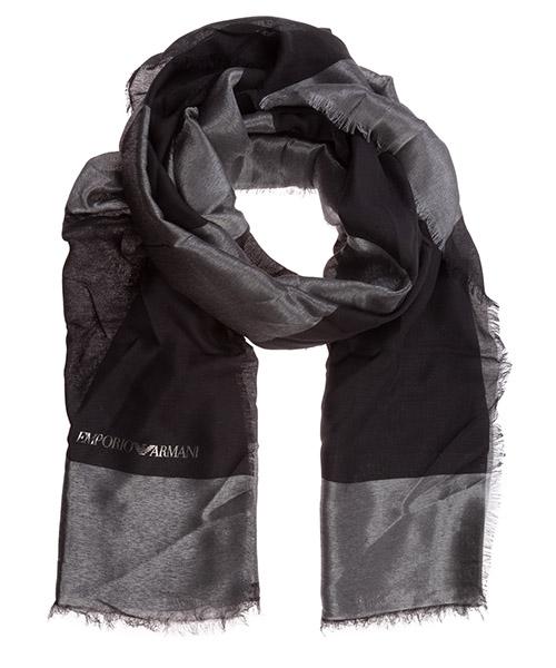 Stola Emporio Armani 6352160a32900020 black
