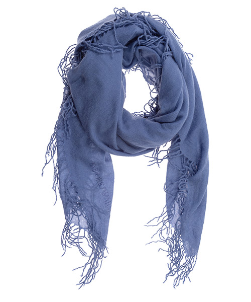 Шарф Emporio Armani 6353000A30521334 groove blue