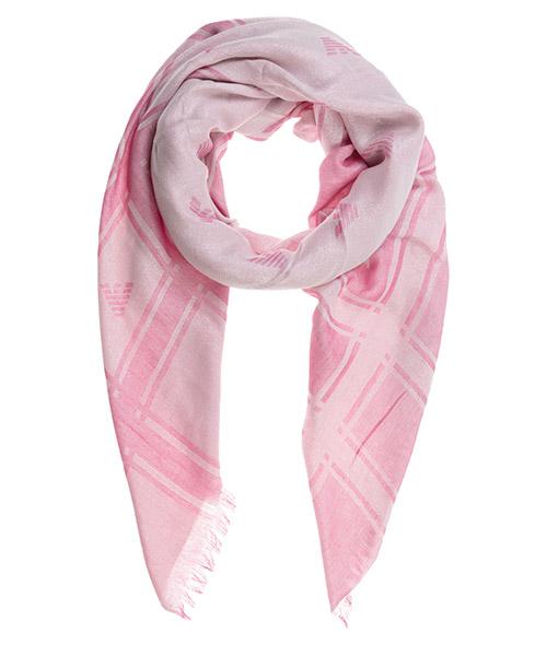 Шарф Emporio Armani 6353010A31019673 pop pink