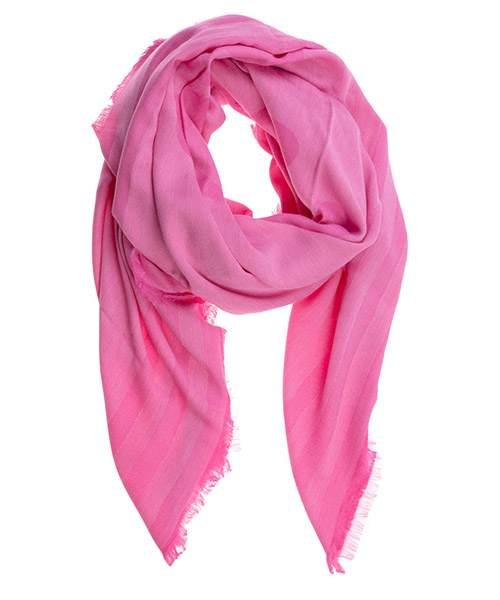 Women's foulard scarf secondary image