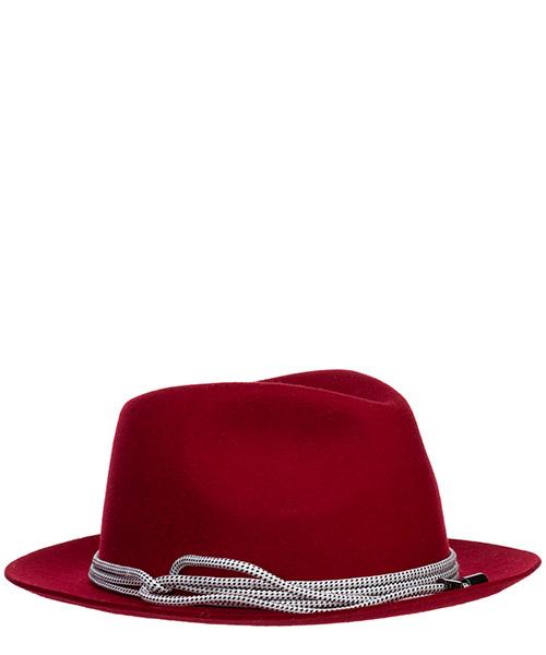 Sombrero Emporio Armani 6375340A51119575 beat red