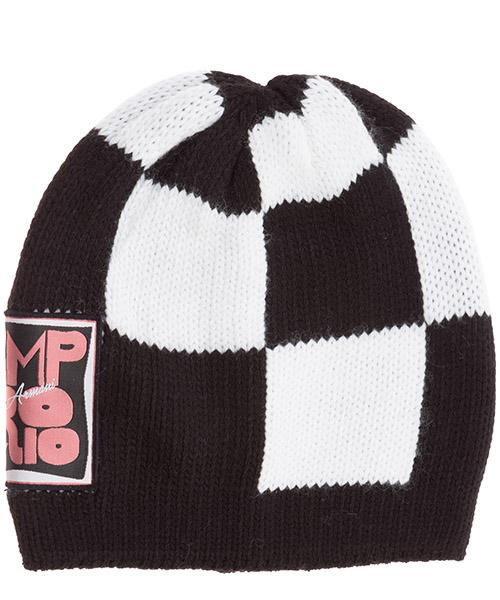 Mütze Emporio Armani 6375380a51400911 white / black