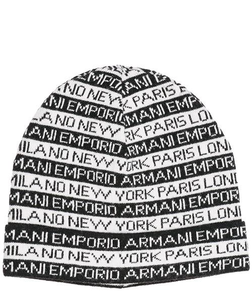 Mütze Emporio Armani 6G14011MC6ZF107 nero