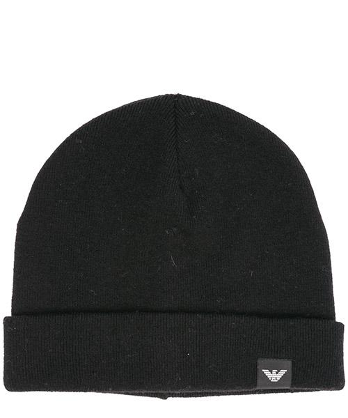 Mütze Emporio Armani 6G14041MC2Z0999 nero