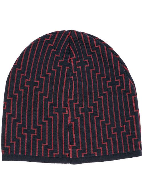 Men's wool beanie hat secondary image