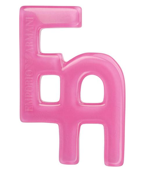 Brosche Emporio Armani 8602340a60319673 pop pink