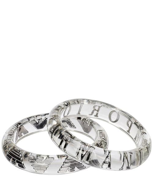 Armbänder Emporio Armani 8602420a60719941 argento