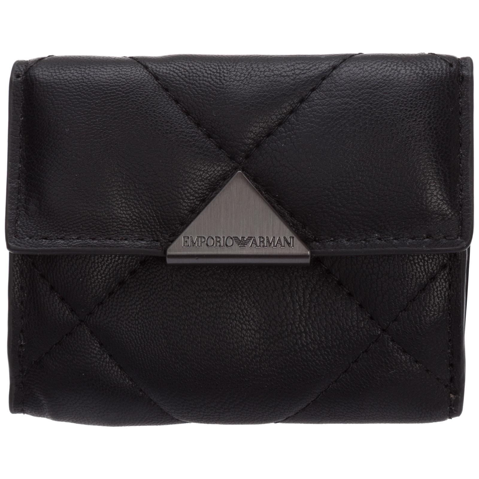 Emporio Armani WOMEN'S WALLET COIN CASE HOLDER PURSE CARD