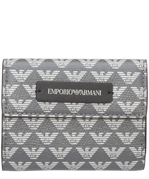 Geldbörse Emporio Armani y3h215yfh1e84007 anthracite / black
