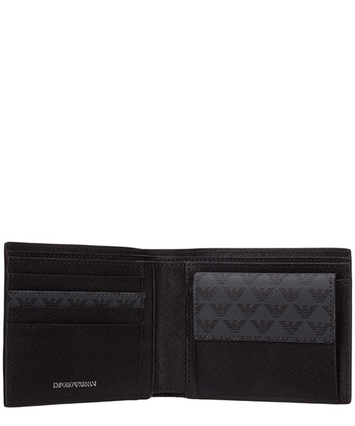 Monedero cartera de hombre bifold secondary image