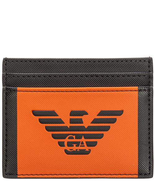 Credit card holder Emporio Armani y4r125yfe6j84254 black