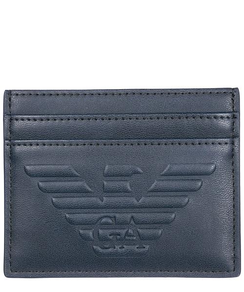 Porta carte di credito Emporio Armani Y4R125YG90J80033 navy blue