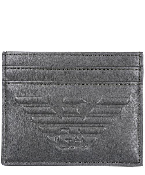 Porta carte di credito Emporio Armani Y4R125YG90J80331 grey