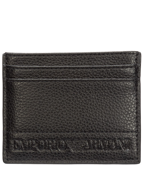 Credit card holder Emporio Armani y4r125ysl5j81072 black