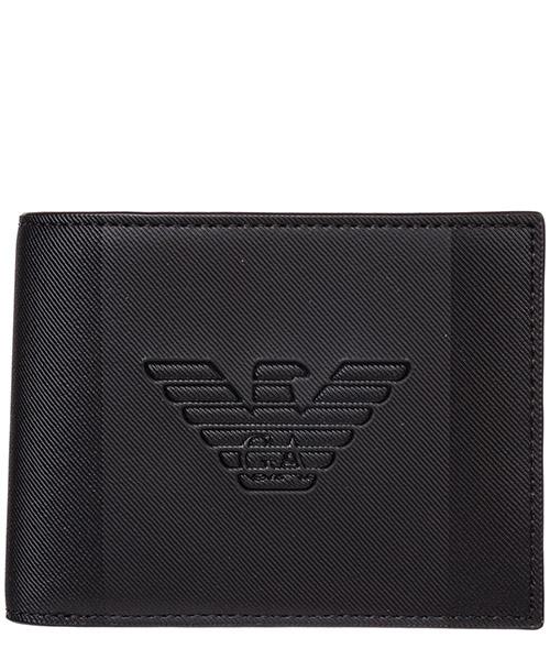 Portafoglio Emporio Armani Y4R165YFE6J81072 black
