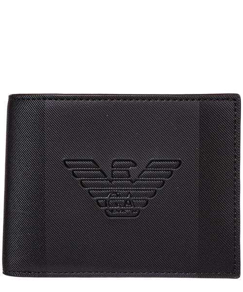 Бумажник Emporio Armani Y4R165YFE6J81072 black