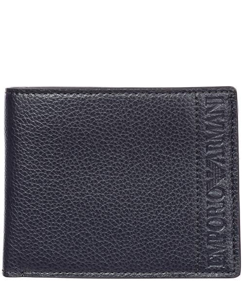 Бумажник Emporio Armani y4r165ysl5j80033 navy blue