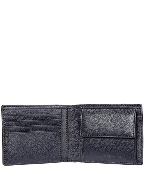 кошелек портмоне двойного сложения мужской secondary image