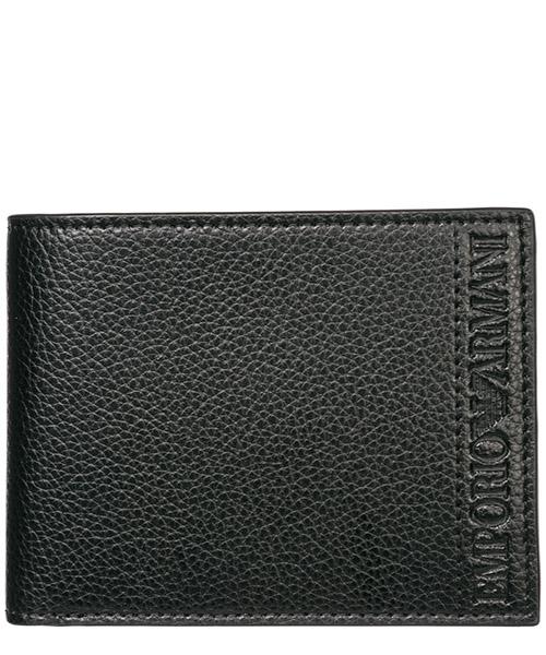Portafoglio Emporio Armani Y4R165YSL5J81072 black
