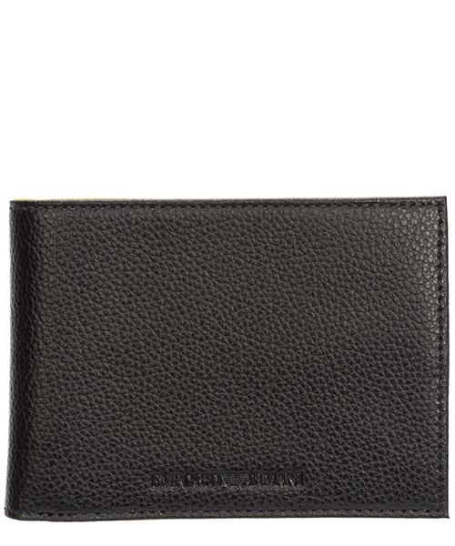 Wallet Emporio Armani y4r166yew1e84256 black lemon